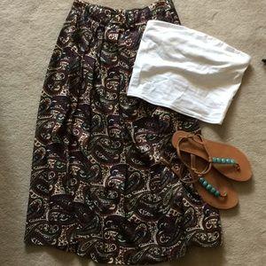 Vintage ❤️ midi skirt